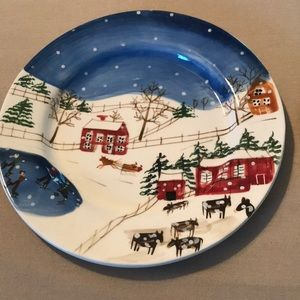 Vintage 1998 Bath & Body Works candle plates